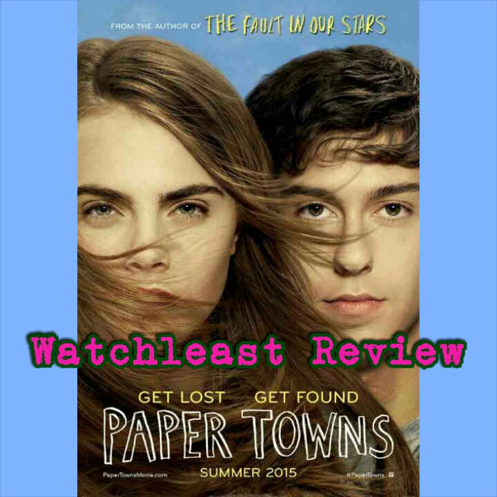 Paper town summary movie